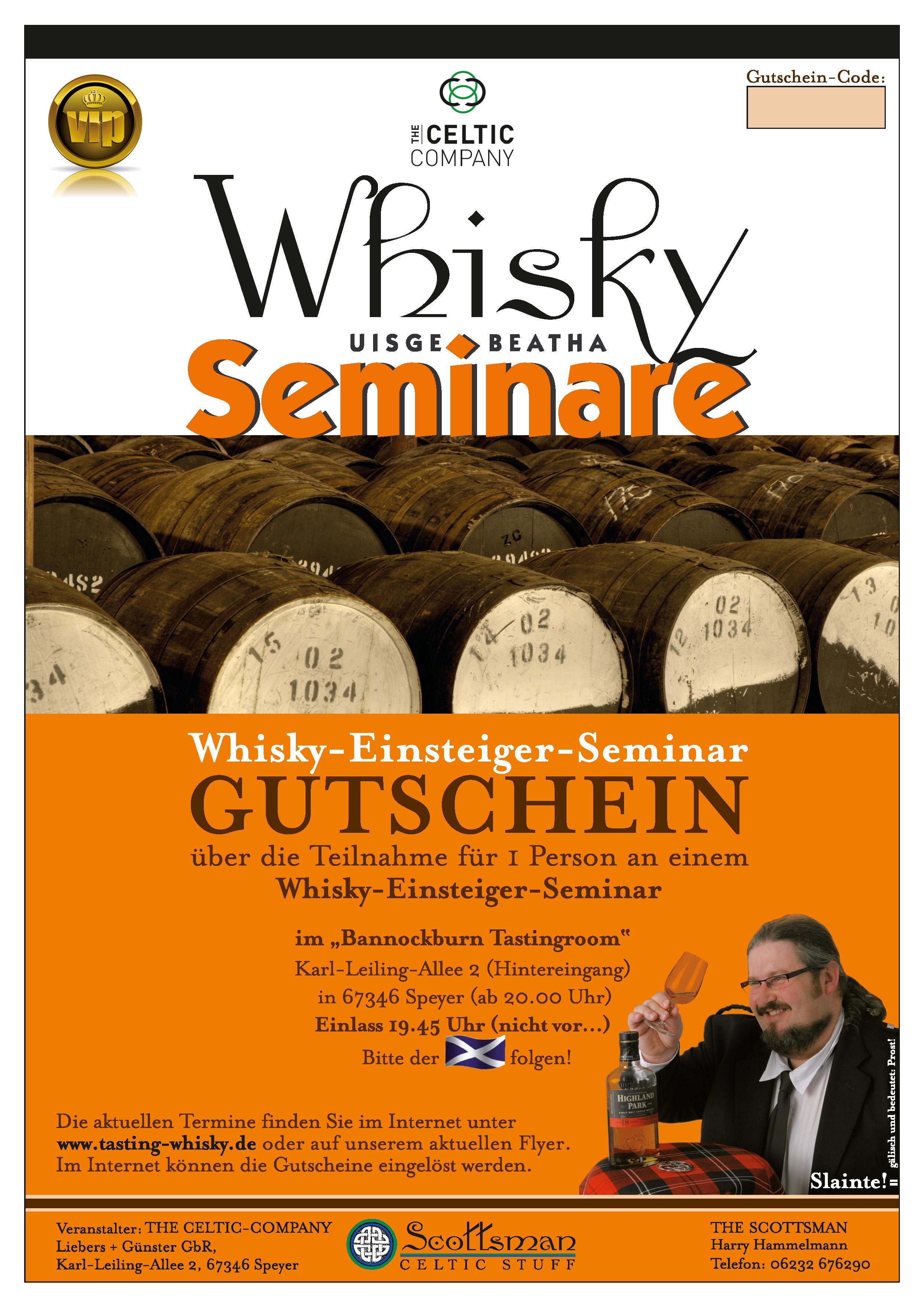 whisky de gutschein